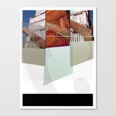 ROUGHKut#041116 Canvas Print