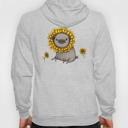 Pugflower Hoody