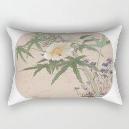 painting guangye tradtional chinese Rectangular Pillow