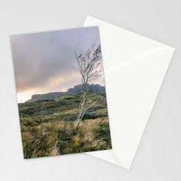 Landscape view Scotland Stationery Cards