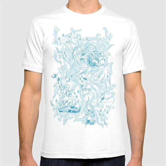 Le Grand Bleu T-shirt