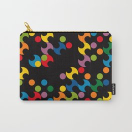 DOTS - polka 2 Carry-All Pouch