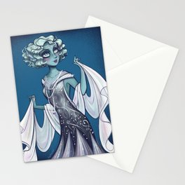 20s Sea Nymph Nadia Stationery Cards
