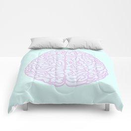Pastel Brain Comforters