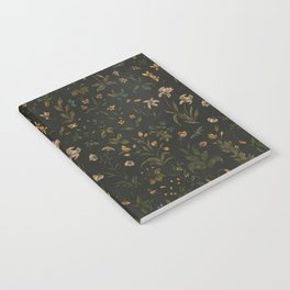 Old World Florals Notebook