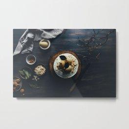 pear cake Metal Print