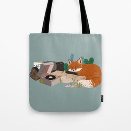 Music of the woods Tote Bag