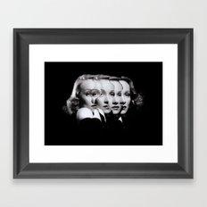 Marlene / Timeless (2016) Framed Art Print