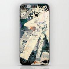 Collide 5 iPhone & iPod Skin