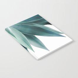 Agave fringe Notebook