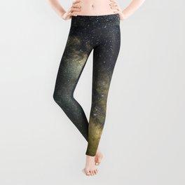 Magnificent Milky Way Leggings