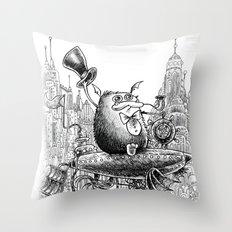 Sky Bosco Throw Pillow