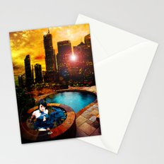 The Bright and The Shallow Stationery Cards