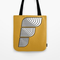 F like F Tote Bag