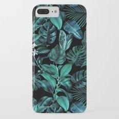 Tropical Garden iPhone 7 Plus Slim Case