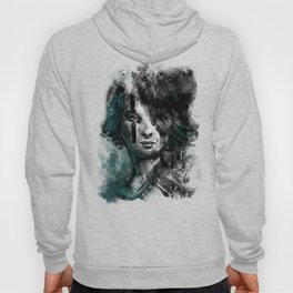 Ink and Color girl Hoody