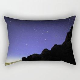 Stars at Arches National Park Moab, UT Rectangular Pillow
