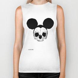Dead Mickey Mouse Biker Tank