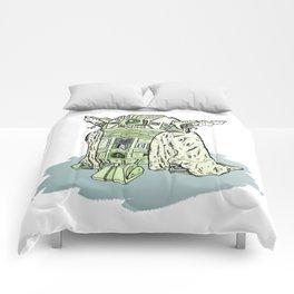 Y0-D4 Droid Comforters