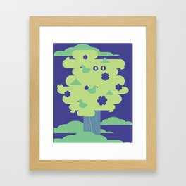 That's Not a Tree Framed Art Print