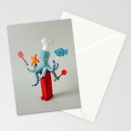 Hiné's Dispensers: Cooking Stationery Cards