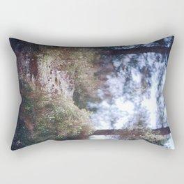 Norwegian wood Rectangular Pillow
