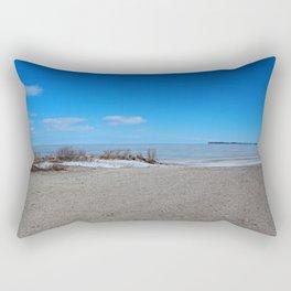 Tantalizing Tease Rectangular Pillow