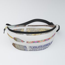 color your life Fanny Pack