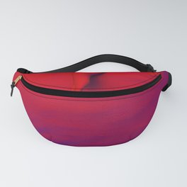 Red feet Fanny Pack