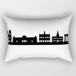 bruxelle skyline Rectangular Pillow