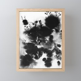 SHY Framed Mini Art Print