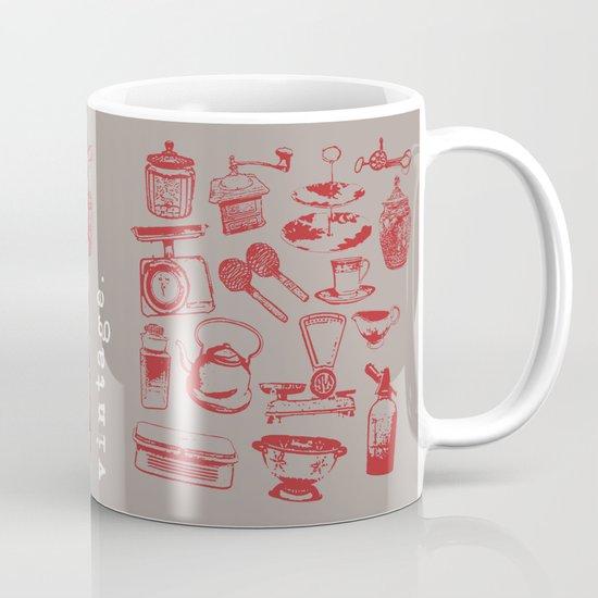 kitchen vintage Mug