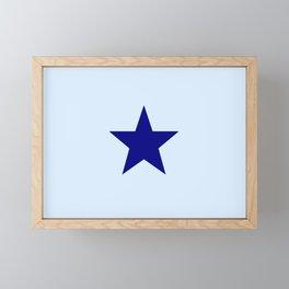 Stars 25 Framed Mini Art Print