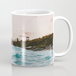 summer sunset iv Coffee Mug