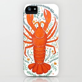 THERE'S NO CRAY LIKE HOME iPhone Case