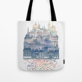Serenissima - Venice in the Evening Tote Bag