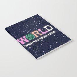 ASTROWORLD TRAVIS SCOT Notebook