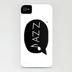 Jazz Slim Case iPhone (4, 4s)