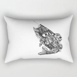 Go Fish! Rectangular Pillow