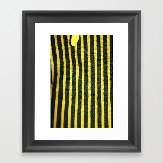 Fuga da Alcatraz Framed Art Print