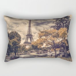 La Tour Eiffel_01 Rectangular Pillow