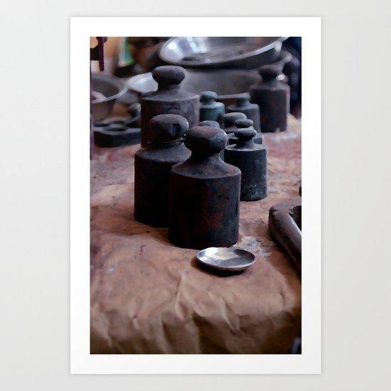 drachma Art Print