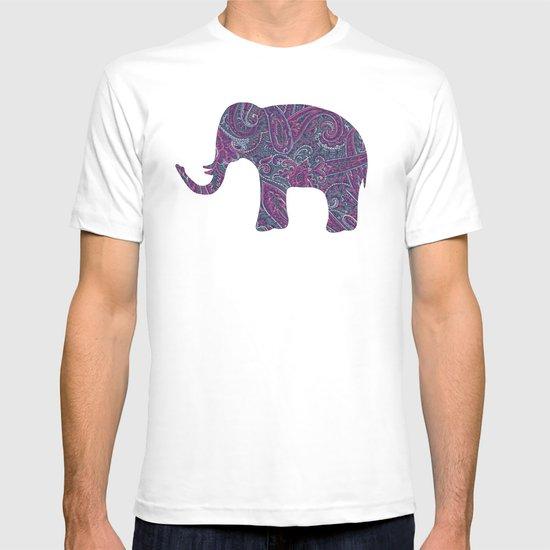 Paisley Elephant T-shirt