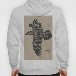 May The Winds Hoody