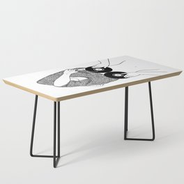 Sound Making Coffee Table