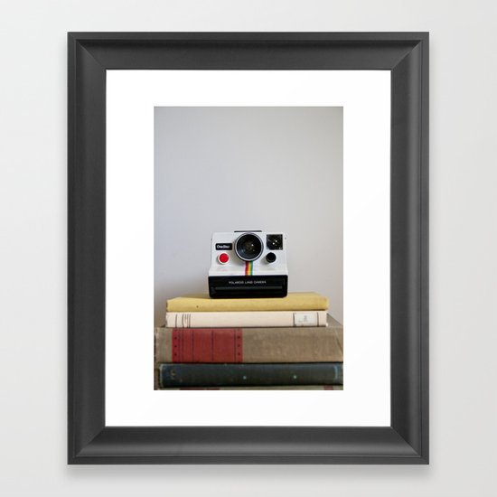 Instant Fun Framed Art Print