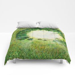 formation of nature Comforters