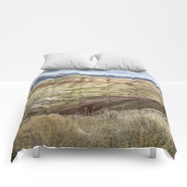 The HIlls are Alive with Color Comforters