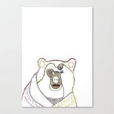 Agape Canvas Print