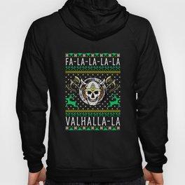 Fa-La-La-La Valhalla-La Viking Christmas Hoody